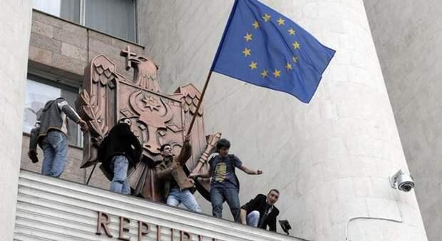 Евросоюз подкатывает свои «тяжелые орудия» на президентские выборы в Молдавии