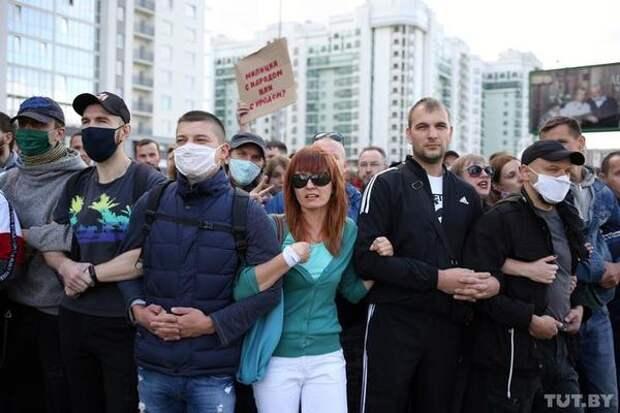 Белорусские силовики готовятся к очередной воскресной акции протеста