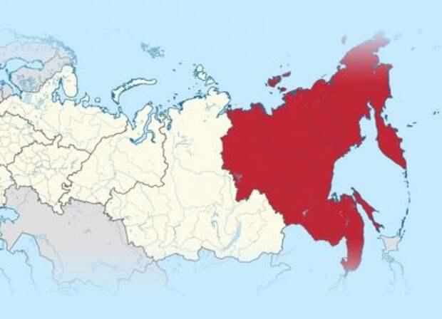 Немецкая пресса: Дальний Восток незаконно находится в составе России