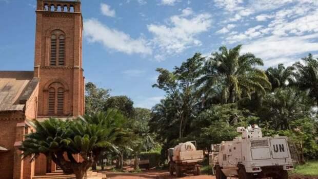 ВЦАР антиправительственные силы захватили город Бангасу