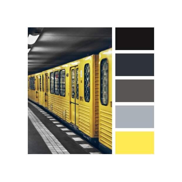 Теория цвета CMYK, RGB