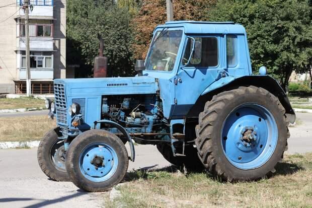 Тракторист из Удмуртии утонул в Татарстане вместе с трактором