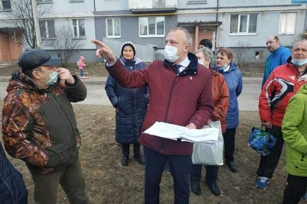 В Вологде благодаря проекту «Единой России» стартуют ремонты дворов