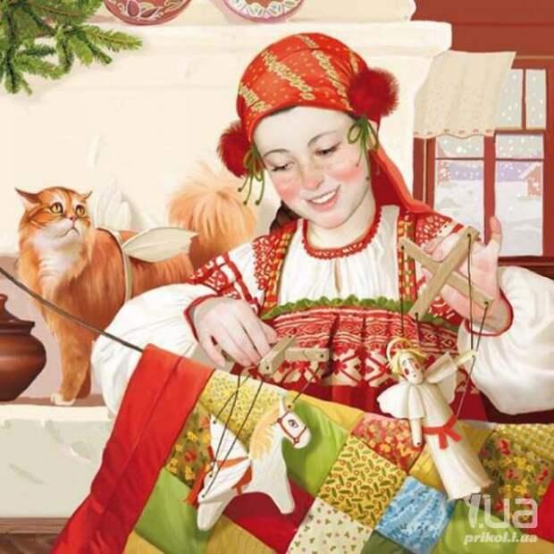 Художник-иллюстратор Татьяна Доронина