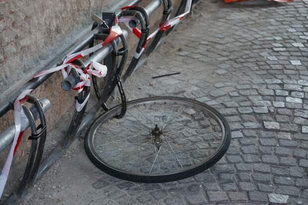 В Удмуртии с начала года украли 300 велосипедов