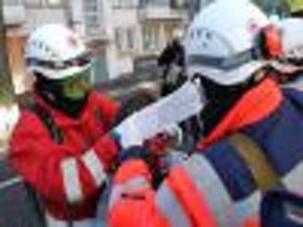 Красный Крест попросил денег для работы на юго-востоке Украины