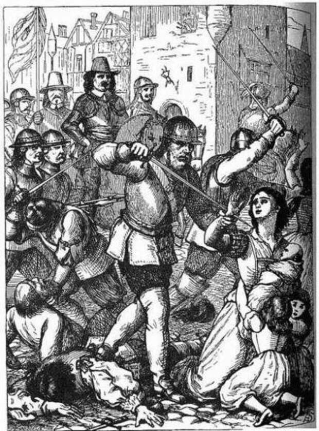 Интересные исторические факты об Англии англия, история, факты
