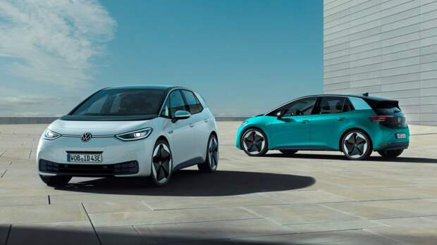 Volkswagen анонсировал выход конкурента Tesla Model S