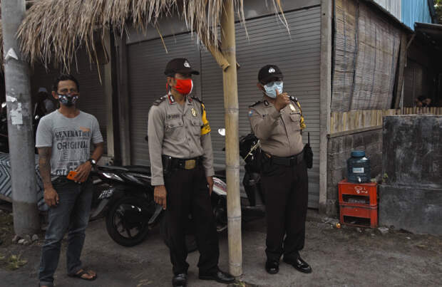На Бали арестован россиянин по подозрению в вымогательстве. Его считают главарем банды, шантажировавшей соотечественников