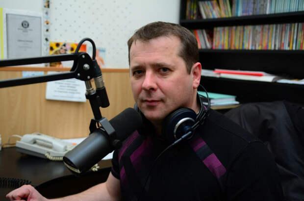 В Великом Новгороде скончался радиоведущий Дмитрий Балашов