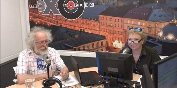 Венедиктов эвакуирует из страны Ларину из-за эфира Соловьева