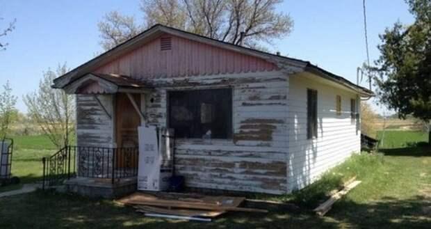 Женщина получила дом в наследство от бабушки и преобразила его до неузнаваемости: фото