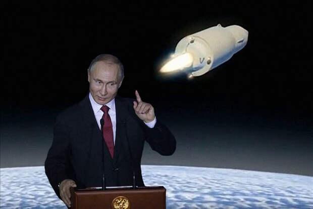 О новых мультиках Владимира Путина