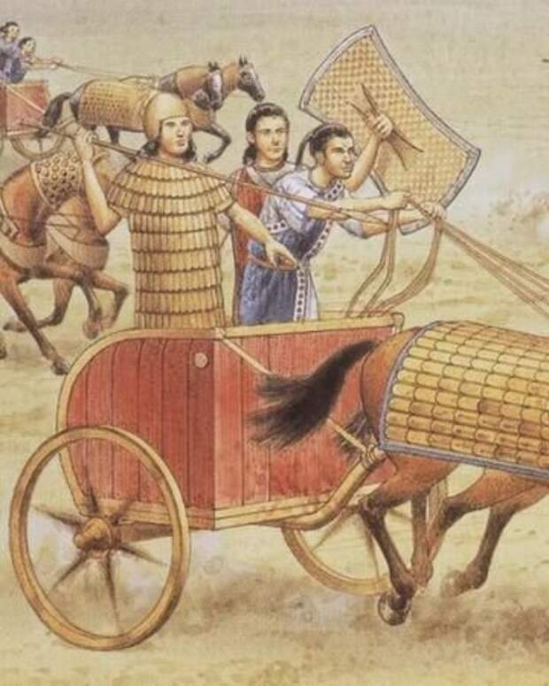 Как возвышались хетты и миттанийцы и как они пали