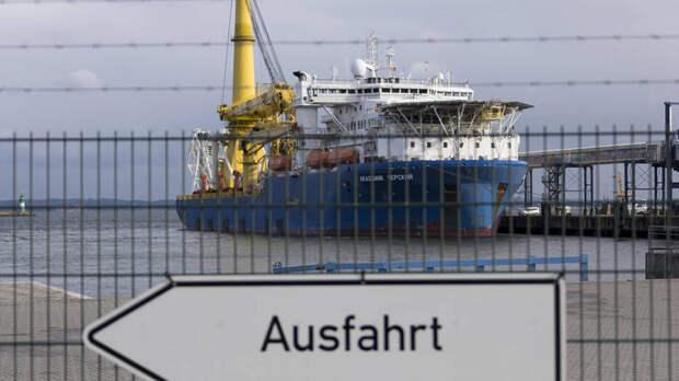 """""""Обязательно попадёте под санкции"""": США пригрозили немцам из-за """"Северного потока - 2"""""""