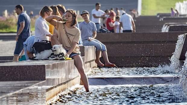 В Москве к выходным ожидается потепление до +27 градусов