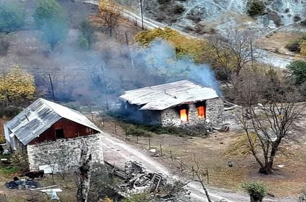 Война в Нагорном Карабахе закончилась неделю назад. Что там происходит сейчас?