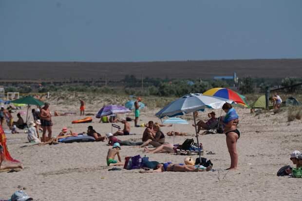 Более 3,5 млн туристов отдохнули в Крыму за два летних месяца