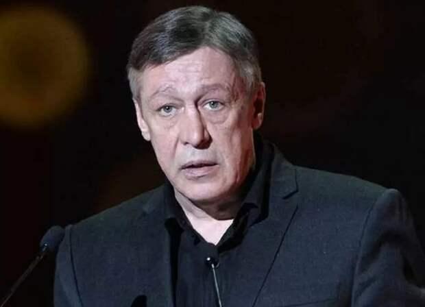 Полиция задержала Михаила Ефремова