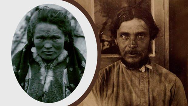 20 фото представителей разных народов Российской Империи
