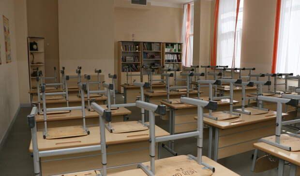 Классы в школах начали закрывать в Карелии из-за эпидемии ОРВИ