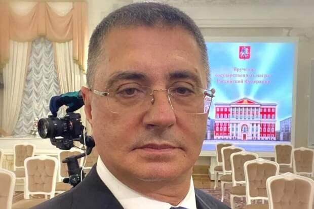 Доктор Мясников призвал вакцинировать россиян от COVID-19 принудительно