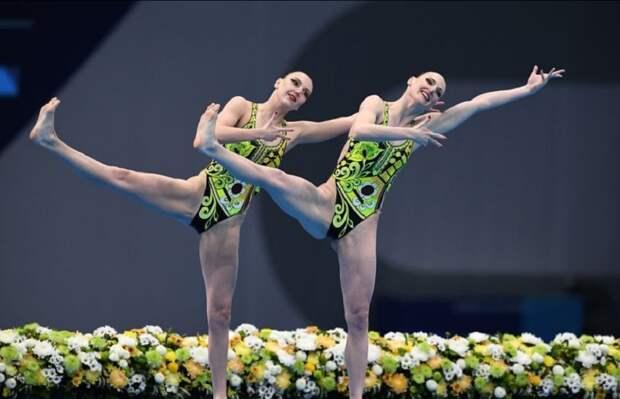 Синхронистки Ромашина и Колесниченко принесли России новое золото Олимпиады