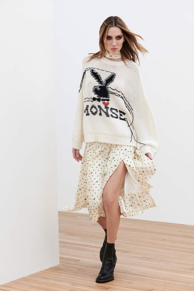 Для искушённых модниц- новая коллекция Monse 2020-2021 год