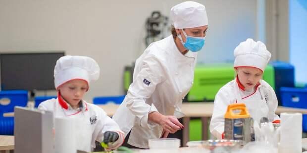 Дошкольники из Марфина вышли в полуфинал чемпионата KidSkills 2021