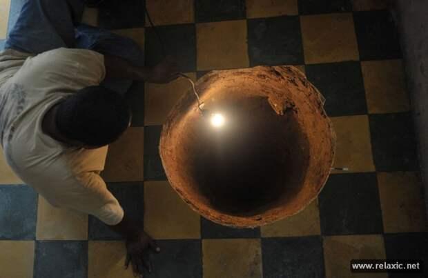 Дыры в земле (27 фото)