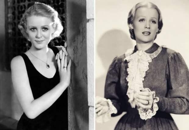 Актриса в молодости | Фото: love-psy.ru, fancy-journal.com