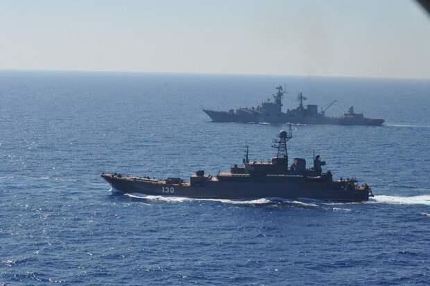 Россия получила ВМФ базу в Индийском океане