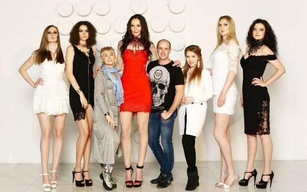 Екатерина Лисина — обладательница самых длинных ног Екатерина Лисина, в мире, длина, красота, люди, модель, ноги, рост