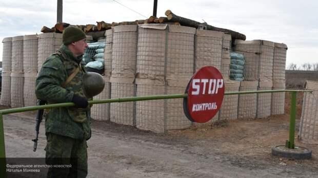 Штаб ООС анонсировал введение ограничений на пунктах пропуска между Украиной и Донбассом