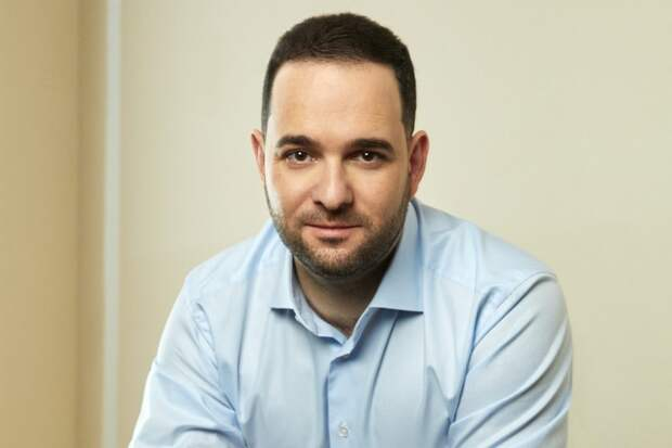 Александр Мажуга. Фото: Данил Головкин