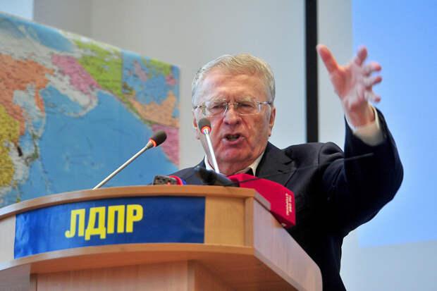 ЛДПР предложила отказаться от изучения иностранных языков в школах