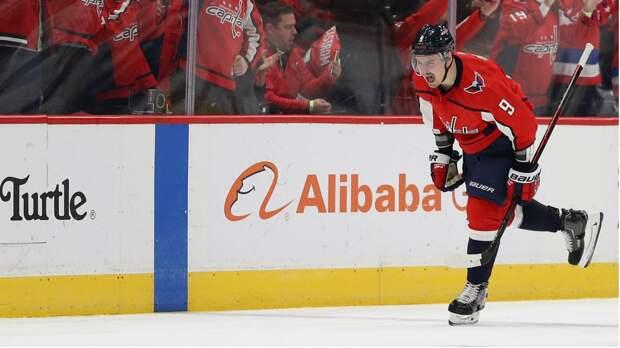Победный гол Орлова в видеообзоре матча НХЛ «Нью-Джерси» — «Вашингтон»