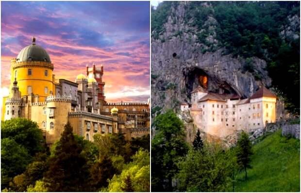 5 величественных дворцов планеты, знаменитых своими архитектурными решениями