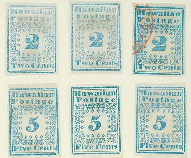 Hawaiian Missionaries, 1851
