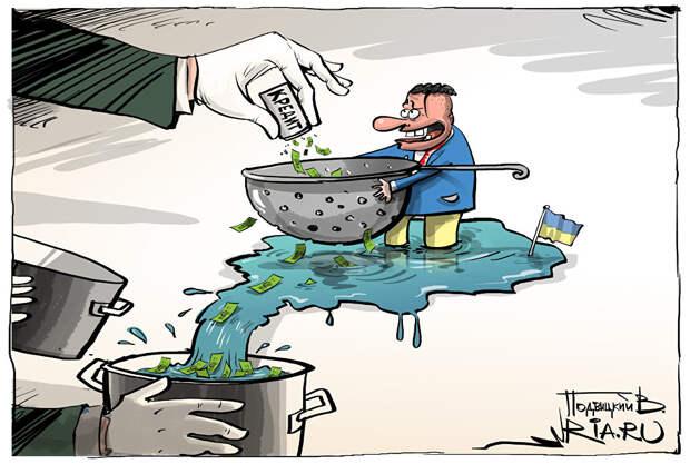 Зеленский прогнулся под МВФ – расплачиваются украинцы из своего кармана