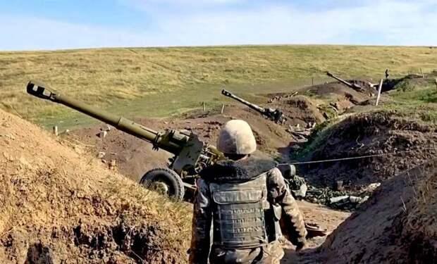 Генштаб Армении: Мы избежали необратимых последствий в Карабахе