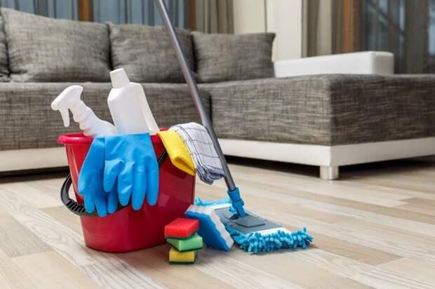 7 способов-помощников для быстрой уборки