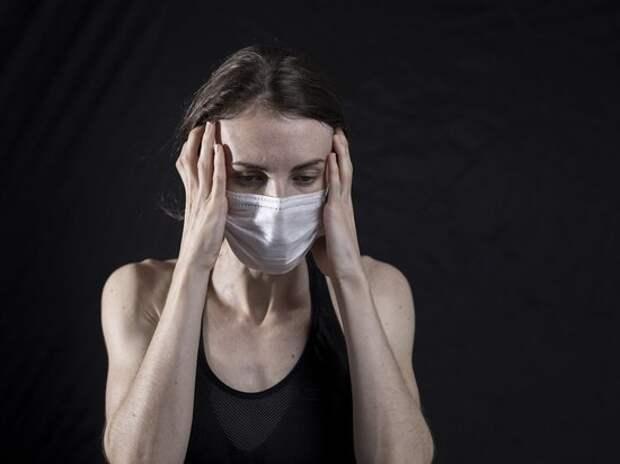 Рост заболеваемости коронавирусом в России продлится еще минимум две недели