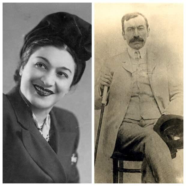 Насиба Зейналова и Джахангир Зейналов