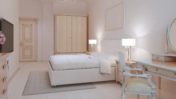 Секреты уютной спальни: 8 беспроигрышных цветовых сочетаний