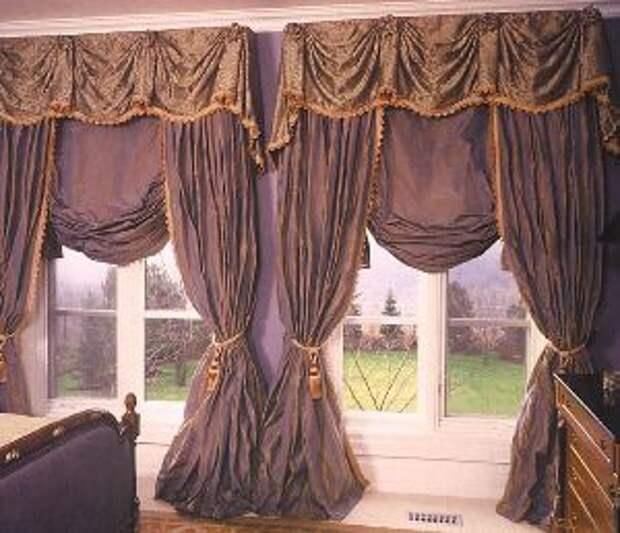 Гофрированная штора