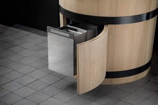 Удивительная трансформация на кухне: мойка, разделочный стол и плита