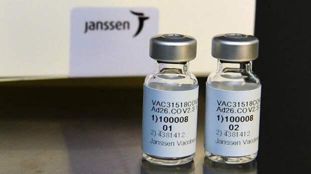 ВСША зарегистрирована очередная смерть после прививки вакциной J&J