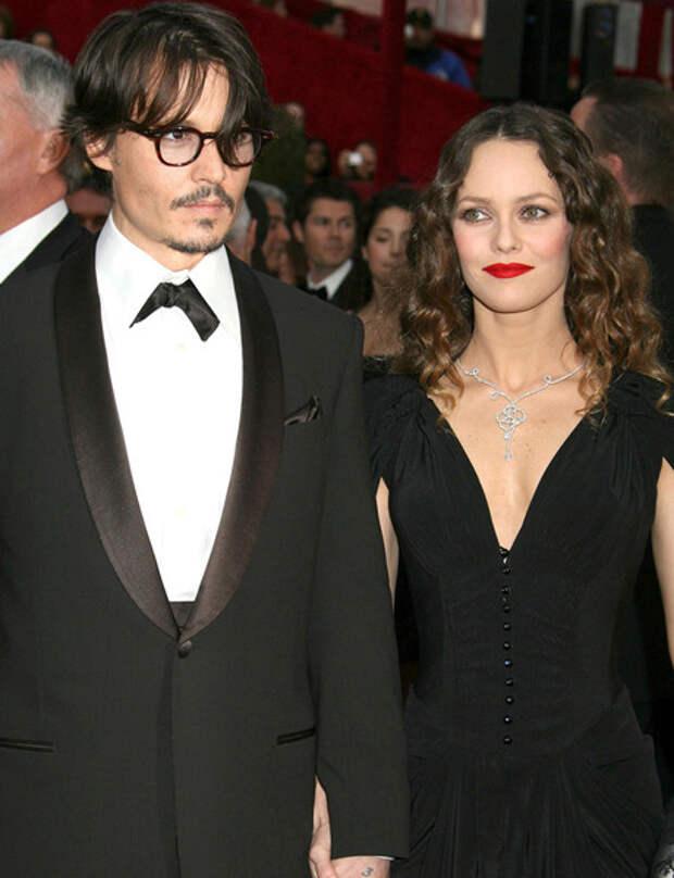 Любовь по списку: Джонни Депп и его женщины