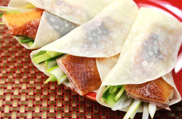 Утка по-пекински: блюдо для праздничного стола